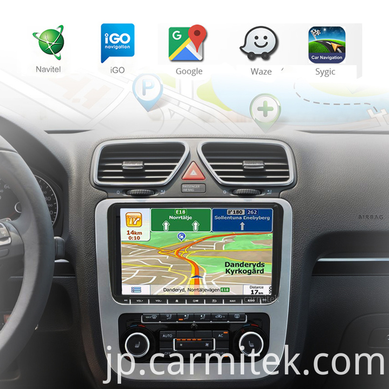 Octa core android car dvd for Lexus 09-14