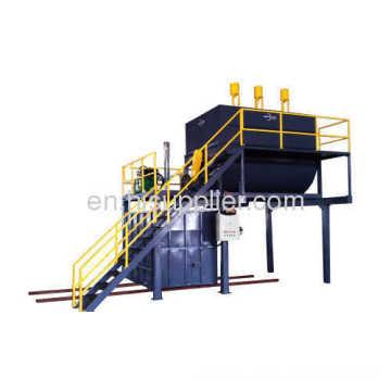 Máquina de peletización de espuma Eps Xps de fusión rápida