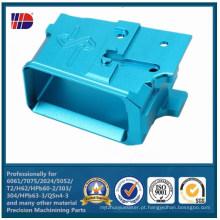 Componentes de Hardware Anodizado de Usinagem de Precisão de CNC de Peças de Alumínio de Metal