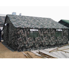 Outdoor Camping Oxford Relief Tarpaulins Command Camouflage Tent