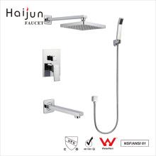 Haijun Top-Selling Bathroom Single Handle Faucet de banho termostático