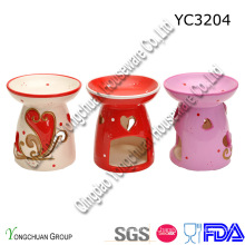 Keramik Kerzenhalter für Hochzeit