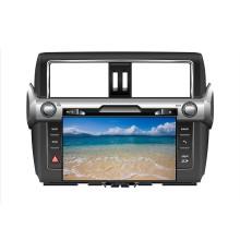 Reproductor de DVD del coche de Windows CE para Toyota Prado (HA9651)