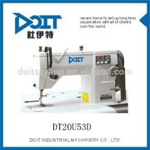 Preço eletrônico da máquina de costura do vestuário do zig zag de DT20U53D