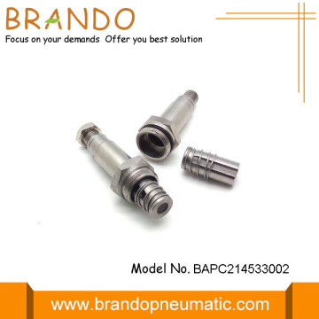 AC DC Arbeitsspannung Solenoid Plunger Tube