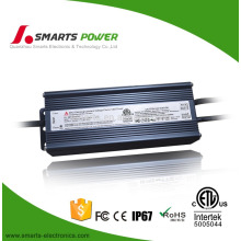 80W dali dimmable class 2 power supply 24v dc 100-265vac