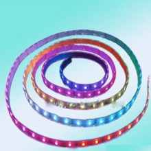 3528 Non-waterproof LED chasing light (with IC) (FLT01-3528R48D-12MM-IC5V)