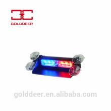 Carro de emergência para-brisas luzes do estroboscópio de luz LED de Souza