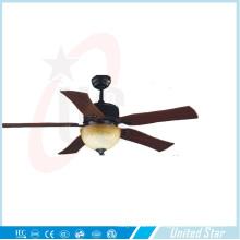 Unitedstar 52 '' Ventilateur de plafond d'éclairage de décoration (DCF-182) avec CE / RoHS