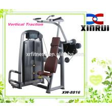 Вертикальная тяга / фитнес выпадающем оборудование / Фитнес-центр