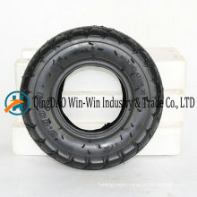 2.50-4 Wheelbarrow Tire with Rim/ Trolley Wheel