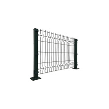 Gepoedercoat Anti Klim High Security Fence
