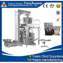 TCLB-420AZ Vollautomatische 1kg 2kg 3kg 5kg Reis Verpackungsmaschine (Upgrade Version)