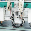 10 Head 6 Colors Towel and Sequin Embroidery Machine