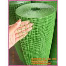 12mm square aperture wire netting poultry coating welded hardware cloth