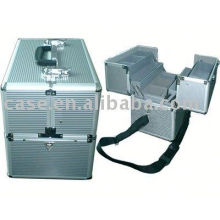 alu Aluminum cosmetic case tool box
