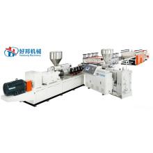 PVC Co-extrusion Foam Sheet Extrusion Line