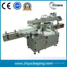 Máquina de etiquetado frontal y posterior ZHTBS02