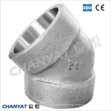 Nickel Alloy Socket Welding Fitting Elbow B619 Uns N10665, Hastelloy B2