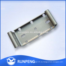 Piezas mecánicas Estampación de piezas de fabricación de chapa metálica