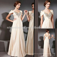 NY-2556 Vestido de festa Longo Feminino