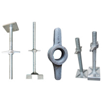 Factory sell construction scaffolding leveling base jack