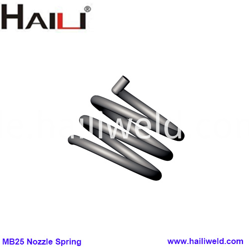 Mb25 Nozzle Spring