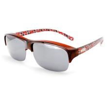 New Fashionable Designer Fit-Over Unisex Sunglasses Eyewear (14281)