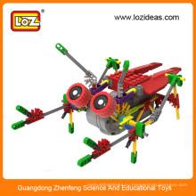 Loz Diy сборка строительных блоков детские игрушки