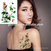 VENTA CALIENTE, la última etiqueta engomada temporal del tatuaje para el ahorning con precio bajo