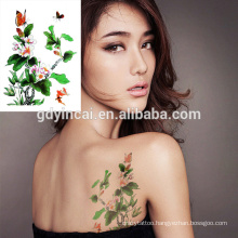 HOT SALE , The latest Temporary tattoo sticker for ahorning with low price