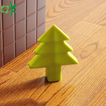 Hiasan Krismas Silicone Door Stopper Wholesale