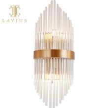 Lámpara de pared creativa posmoderna para pasillo
