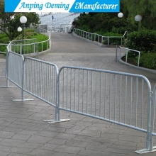 Power Coated Traffic Barrier / Crowd Control Barrier