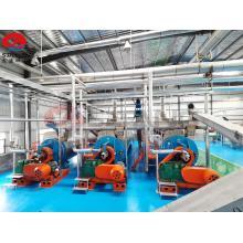 Fábrica de secador a vácuo contínuo de farinha de peixe