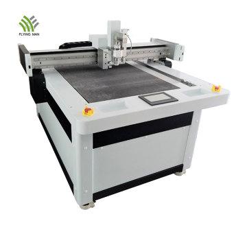 Machine de découpe de carton ondulé CNC numérique série ACM