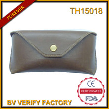 Th15018 Fashion Sunglass Case/Sunglass Case/Leather Sunglasses Case