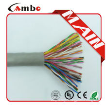 cat5 indoor cable 25p telephone cable