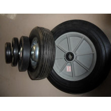 Hand Trolley Pneumatic Rubber Tire