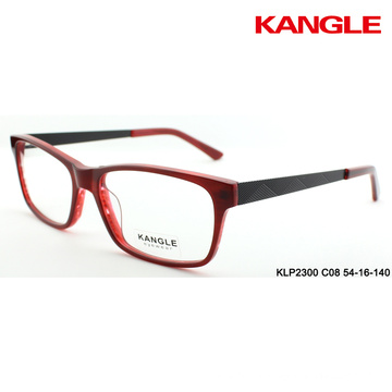 spectacle frame wholesale optical frames acetate metal combination