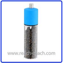 Cocina Manual plástico sal y pimienta de molino (R-6012)