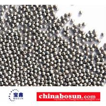 Металлическая абразивная дробь из нержавеющей стали 0.4-2.5 мм для дробеструйной обработки