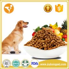 Ingredientes de sabor de frango Melhor comida de cachorro fresca