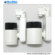 40w 4 fils 3 phases Cree / lustré Cob Led Track Light