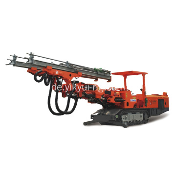 Crawler Type Rock Tunnel Digging Rig