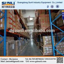 China Lieferanten Lager Lagerung Lebensmittel Palettenregal