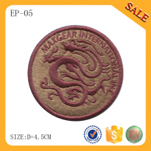 EP-05 China supplier wholesale Embroidery Patch,3D Garment Embroidered Patch