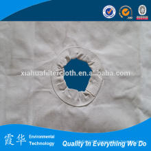 Vacuum belt and centrifugal liquid filter cloth