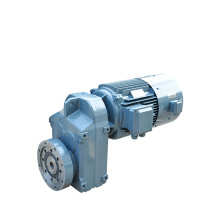 Zhejiang RED SUN high quality   parallel shaft helical gear box speed reducer