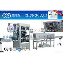 Full Automatic Container Shrink Sleeve Label Machine